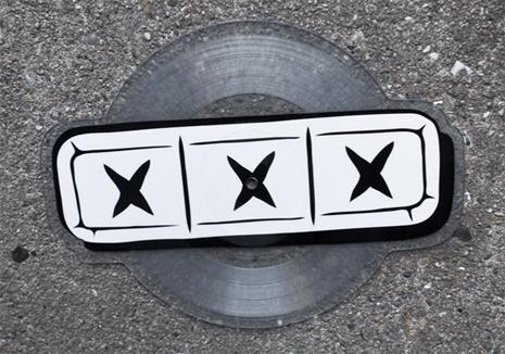 Danny Brown Quot The Od Ep Quot Die Cut Picture Disc Vinyl Fool