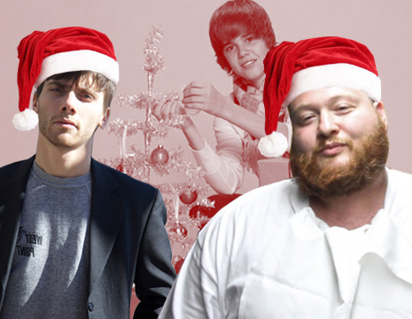 Action PS And Bieber Together At Last Hulkshare Some Holiday Cheer Now